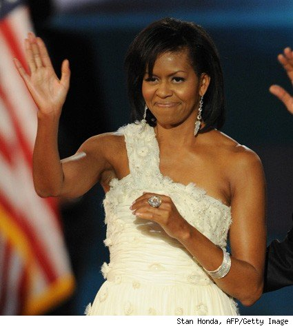 In the Arms of the FLOTUS: A Michelle Obama Appreciation Post от Kaye за 01 oct 2012