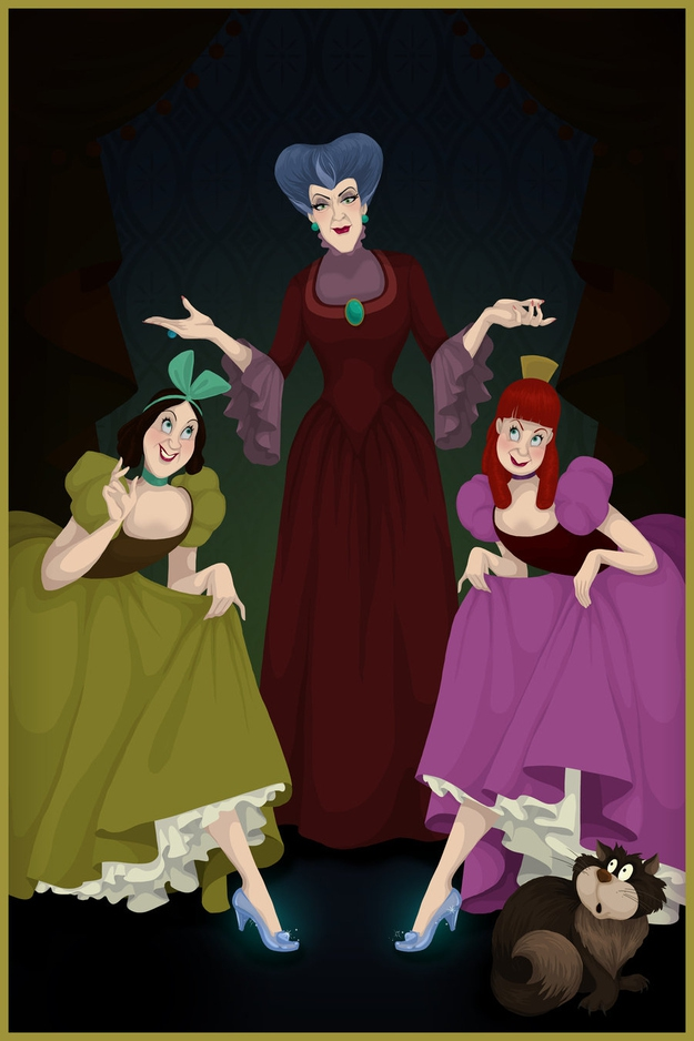 If Disney Villains Had Won от Kaye за 01 oct 2012