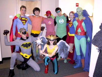 Best funky Halloween costume ideas!