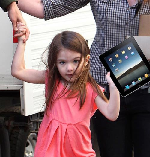 Celebrities Simply Can't Live Without Their Ipads от Veggie за 02 oct 2012
