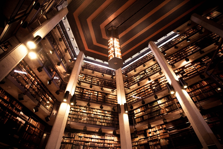 Literature Pimp: Most incredible Libraries around the World.