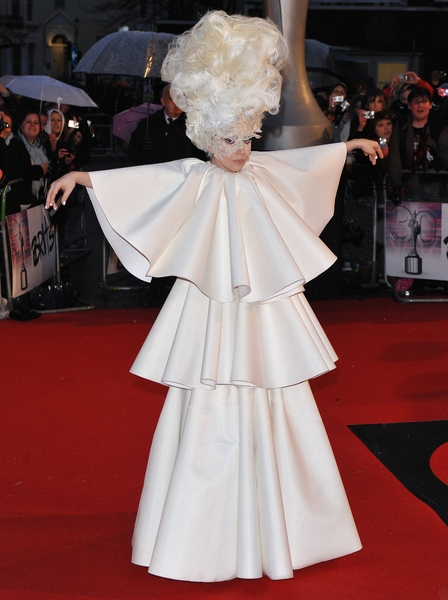 Bella Donna: Lady Gaga Crazy outfits.  от Veggie за 03 oct 2012