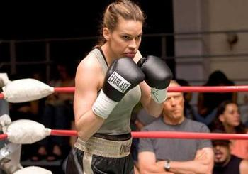 Hillary Swank: Million Dollar Baby