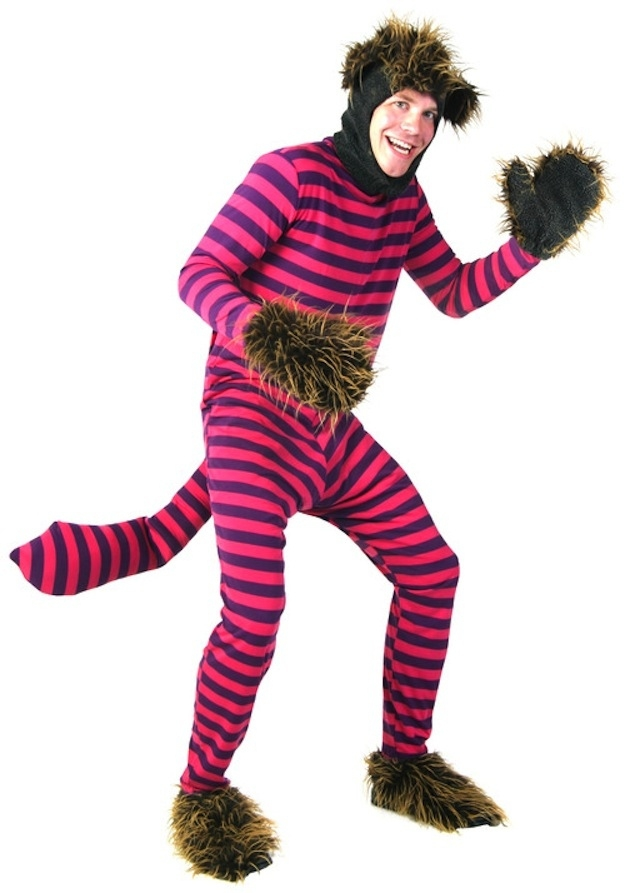 Cheshire cat man looks more like Pedobear