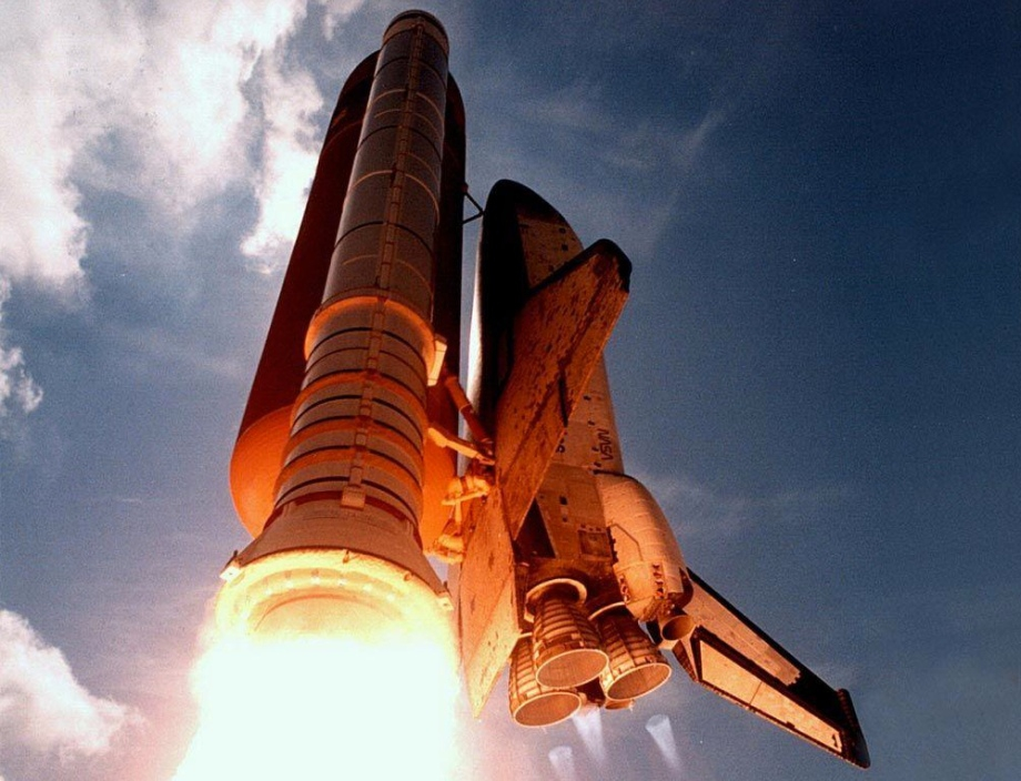 STS-134 Endeavour
