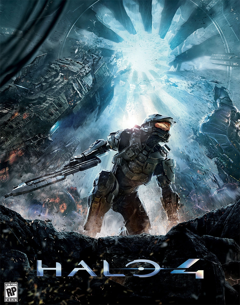 Halo 4 is coming soon!!!!