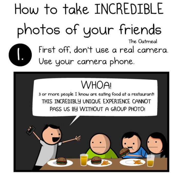 How to Take Photos That Make You Look Awesome от Helen за 05 oct 2012