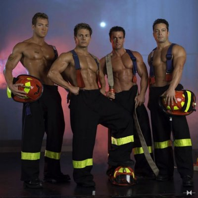 Sexy Firefighters от Veggie за 05 oct 2012