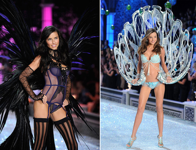 Victoria's Secret Angels to Die For от Veggie за 05 oct 2012