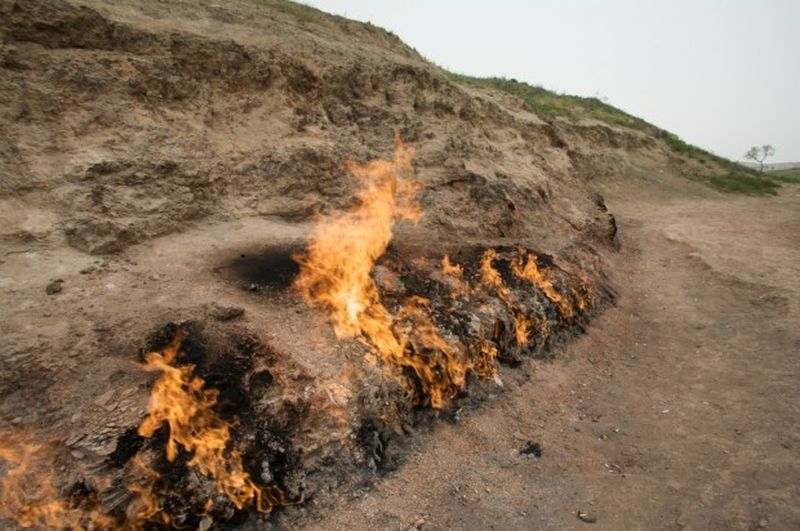 Yanardag: The Burning Hill