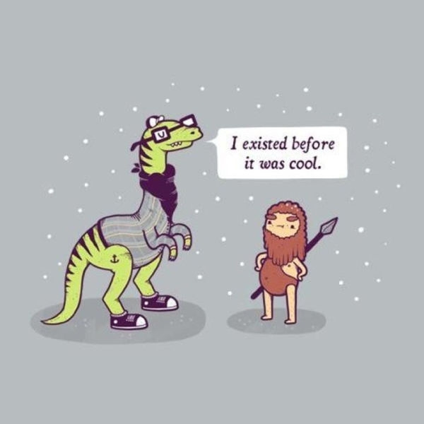They May Be Extinct But Their Jokes Aren't! от Helen за 08 oct 2012