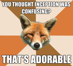 Condescending Fox meme