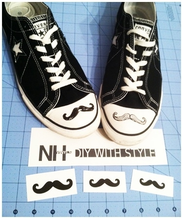 How to Jazz up Your Converse