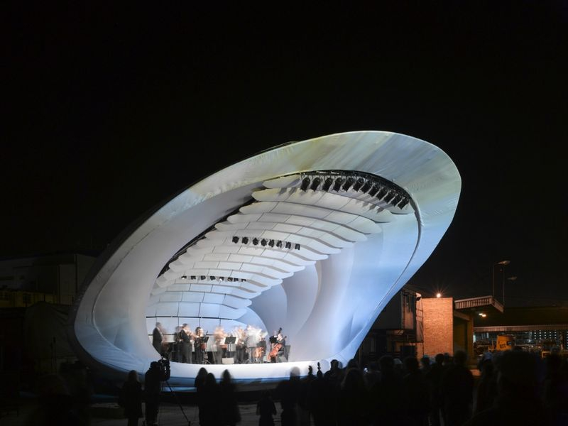 World Architecture Festival 2012 Awards