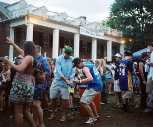 Here is what makes University of Virginia the #1 party school от mick за 09 oct 2012