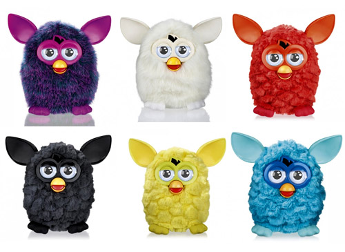Creepiest Furby ever! от mick за 09 oct 2012