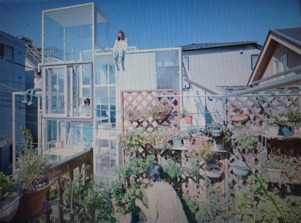 Would you live in this transparent house? от mick за 10 oct 2012