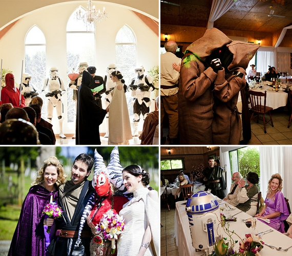 Geekiest Weddings Ever