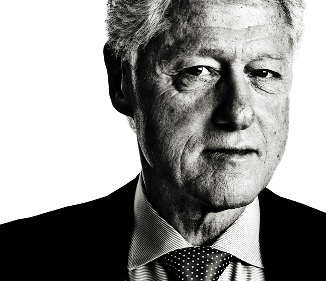 3. Bill Clinton