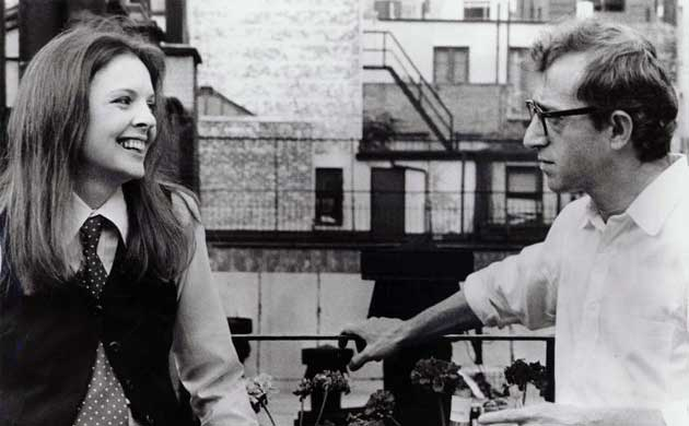 Diane Keaton as Annie Hall in (1977)