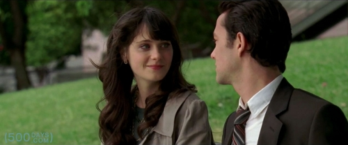 Zooey Deschanel as Summer in (500) Days of Summer (2009)