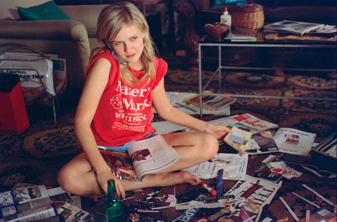 Kirsten Dunst as Claire in Elizabethtown (2005)