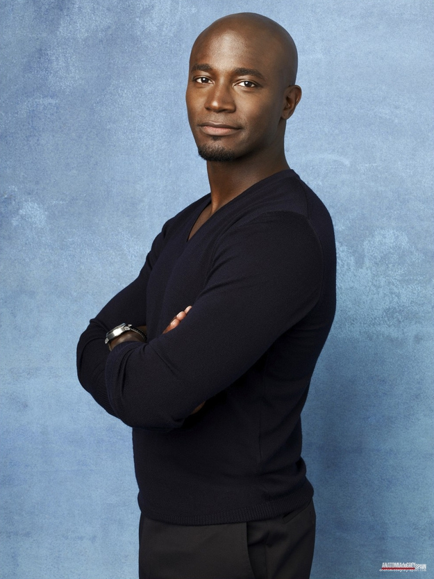"Taye Diggs As Dr. Sam Bennett On ""Private Practice"""