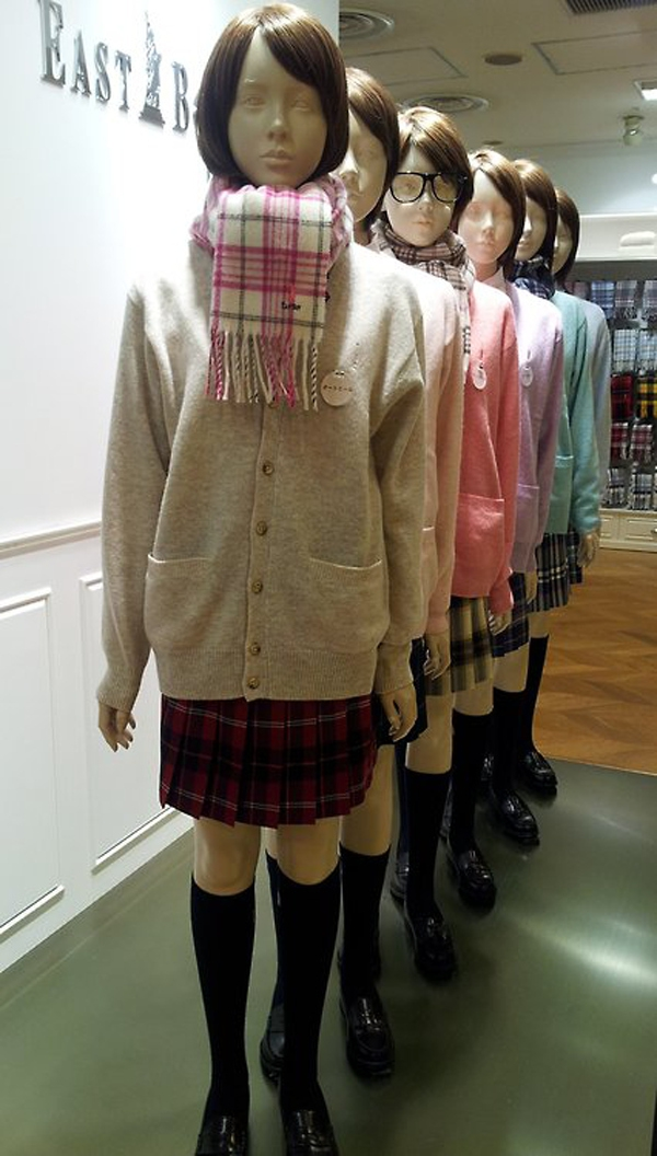 These Creepy Mannequins are the Things of Nightmares от Kaye за 11 oct 2012