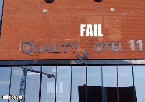 Best Hotel Sign Fails!