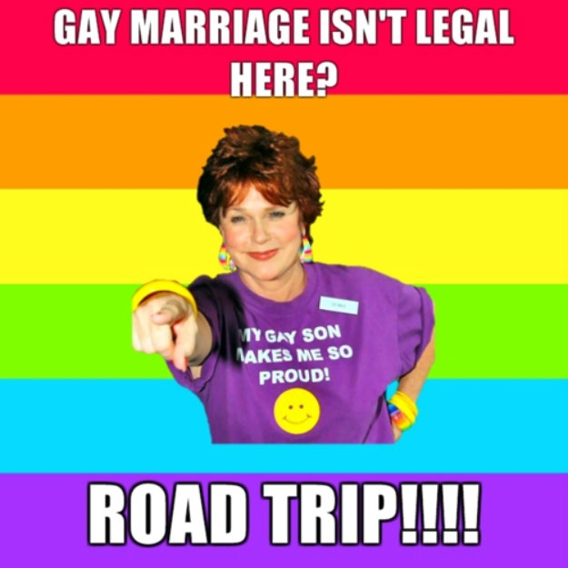 Best of PFLAG Mom Meme