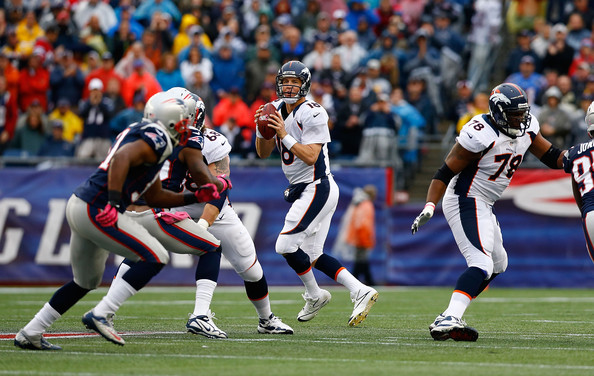 NFL Week 5: Patriots v Broncos