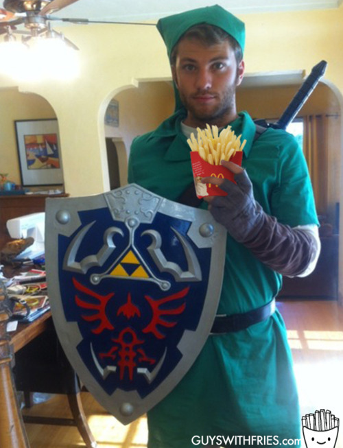 zelda fries