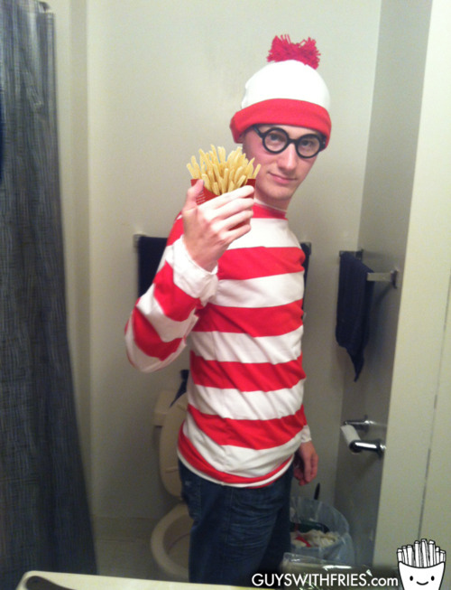 Where's Waldo Fries