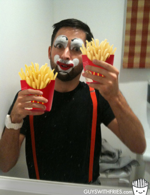 Clown Fries.