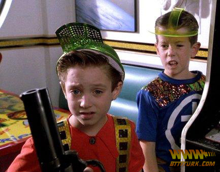 Elijah Wood In 'Back To The Future 2'