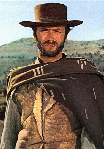 THE MAN WITH NO NAME (A FISTFUL OF DOLLARS – THE GOOD, THE BAD AND THE UGLY)