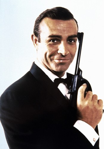 JAMES BOND (DR NO – SKYFALL)
