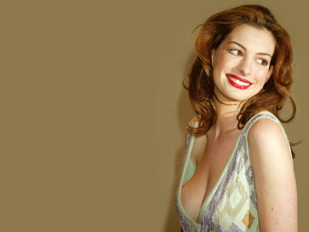 The Many Faces of Anne Hathaway