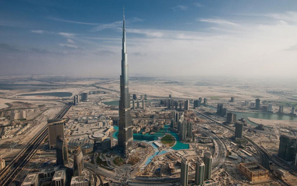 Tallest Buildings on Earth!