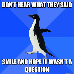 Socially Awkward Penguin  от mick за 15 oct 2012
