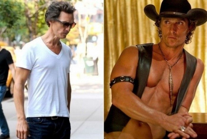 Actors Who Change Their Body for Their Roles
