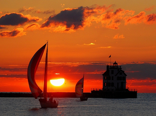 Amazing Sailboats