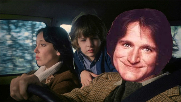 Robin Williams was also considered for the role of Jack in 'The Shining'
