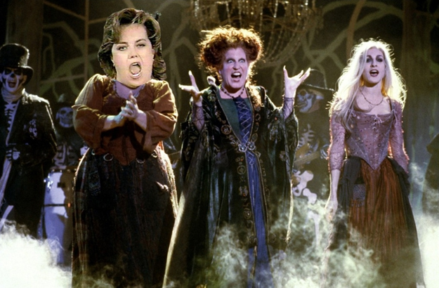 Rosie O'Donnell was offered the role of Mary Sanderson in 'Hocus Pocus'