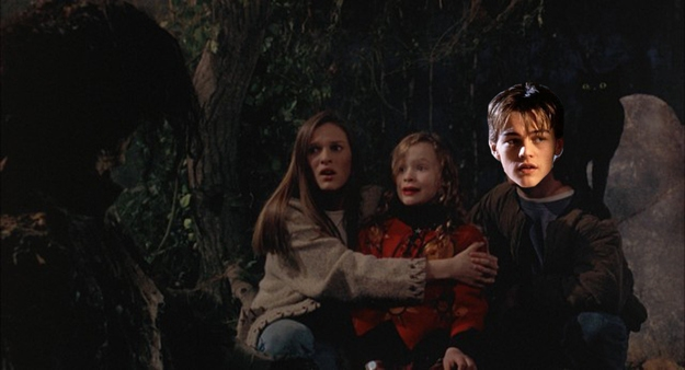Leonardo DiCaprio was originally offered the role of Max Denninson in 'Hocus Pocus'