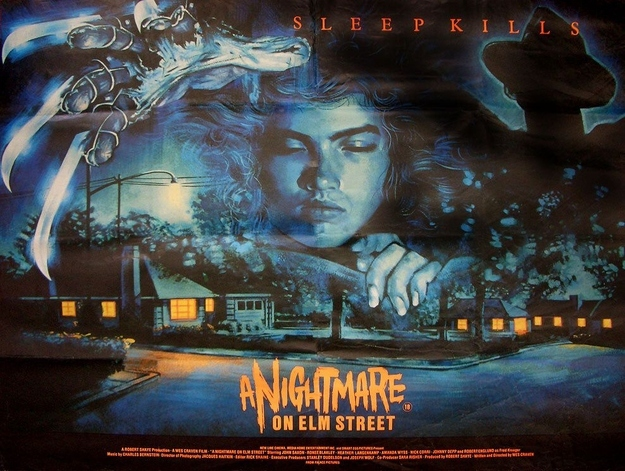 "The words ""Elm Street"" are not said once in the original 'Nightmare On Elm Street.'"