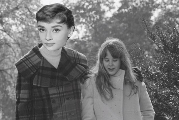 Audrey Hepburn was the favorite to play the mom in 'The Excorist'