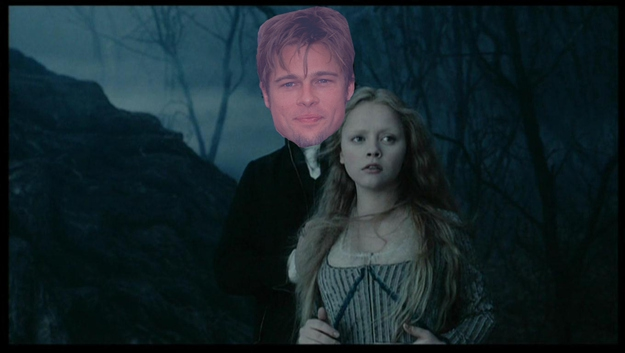 Brad Pitt was considered for the role of Ichabod Crane in 'Sleepy Hollow.'