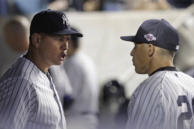 The Many Faces Of Alex Rodriguez's Disastrous October от Veggie за 16 oct 2012