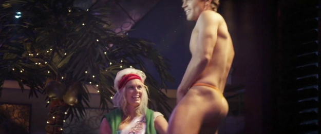 "Matt Bomer's Deleted ""Magic Mike"" Striptease"